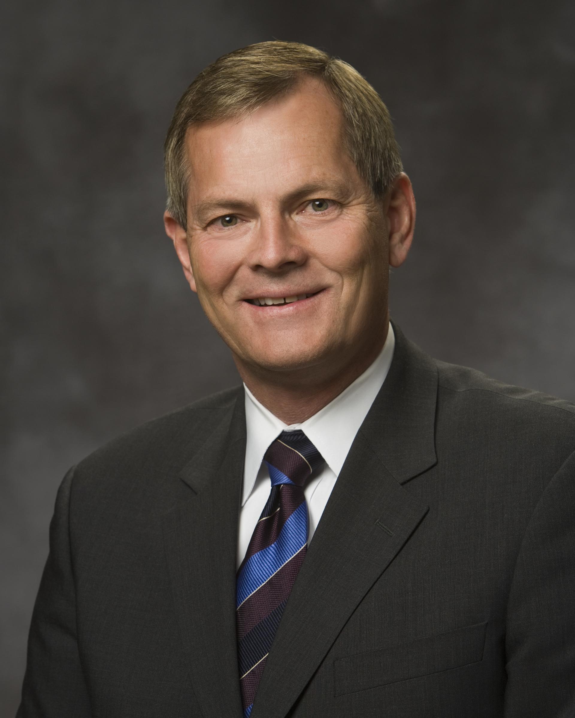 Elder Gary E. Stevenson.