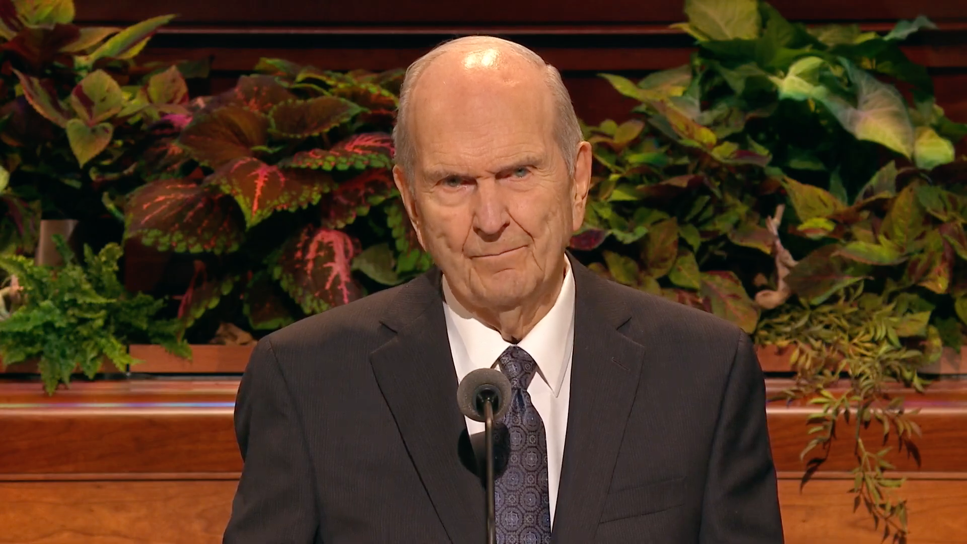 President Russell M  Nelson: Closing remarks - Church News