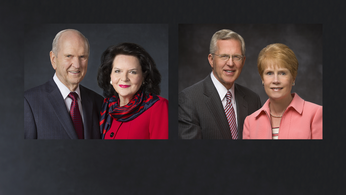 President Russell M. Nelson to visit Southeast Asia. He and his wife, Sister Wendy Nelson, will be accompanied by Elder D. Todd Christofferson and his wife, Sister Katherine Christofferson, from Nov. 15-22, 2019.