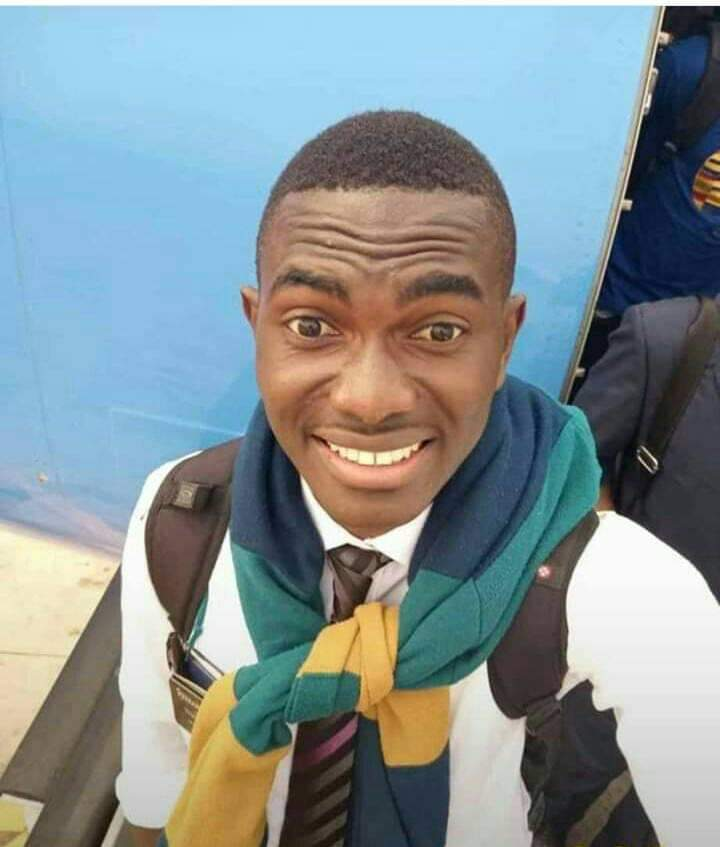 Elder Hermann Mwanken, 21, died Oct. 21, 2019, following a brief illness. He was serving in the Democratic Republic of the Congo Mbuji-Maya Mission.