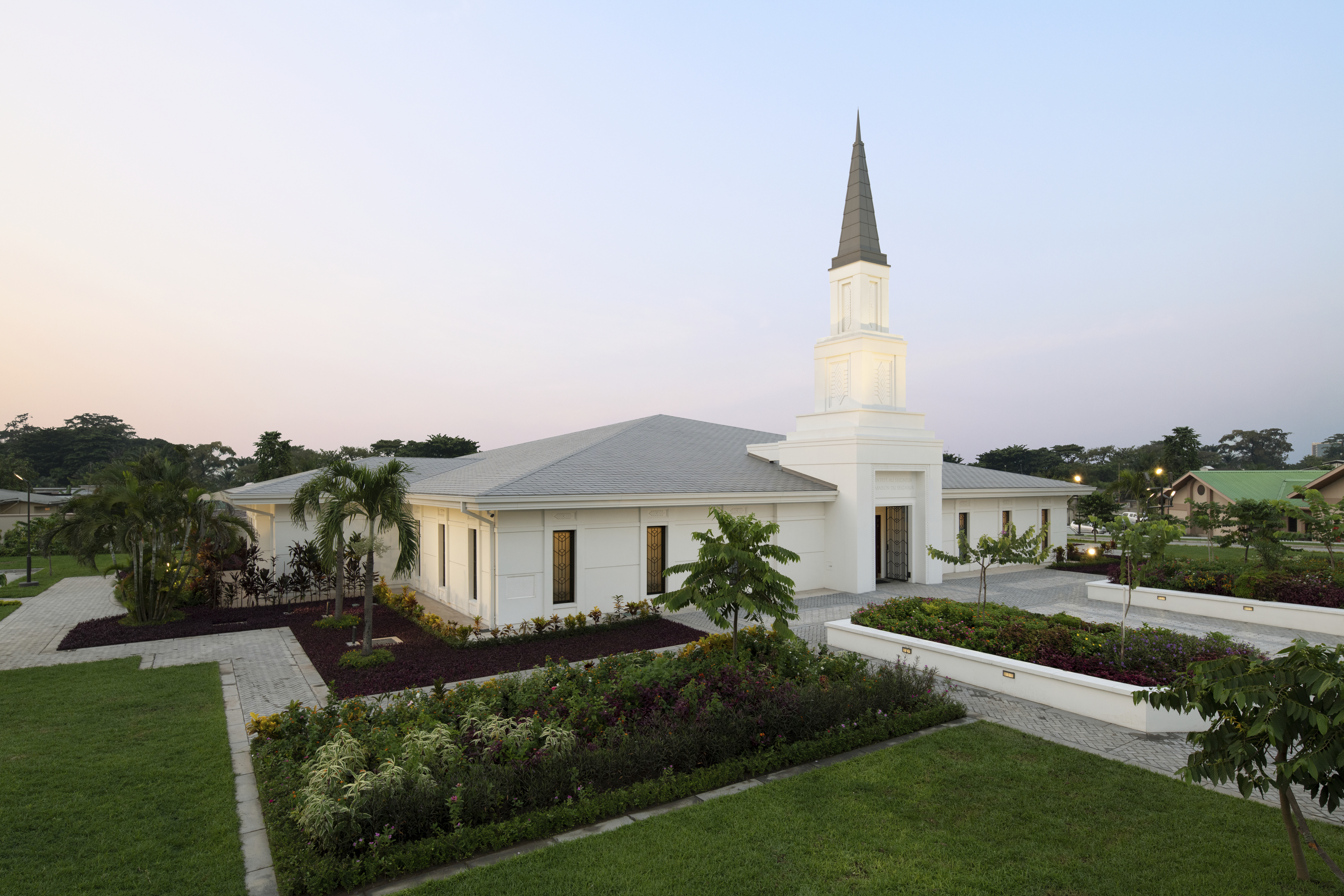 The Kinshasa Democratic Republic of the Congo Temple was dedicated on April 14, 2019. The African nation is home to four missions. Elder Hermann Mwanken of the Democratic Republic of the Congo Mbuji-Mayi Mission died Oct. 21, 2019, following an illness.