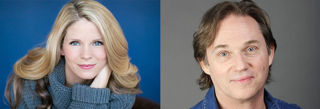 Kelli O'Hara will be the featured guest and Richard Thomas will be the narrator at this year's Tabernacle Choir Christmas Concert.