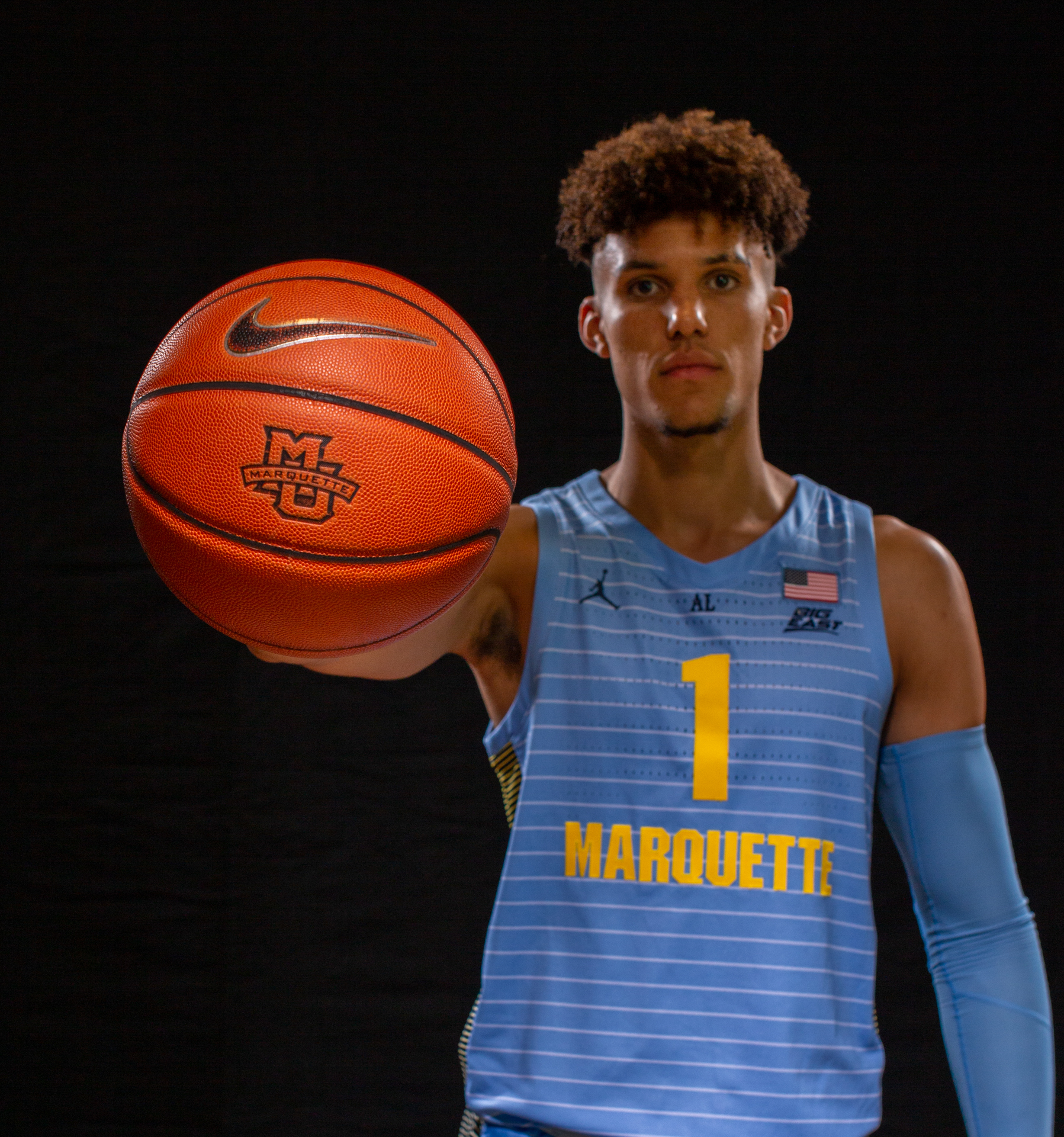Brendan Bailey, the son of former NBA player Thurl Bailey, is entering his sophomore at Marquette. He served a mission in Washington D.C. from 2016-2018.