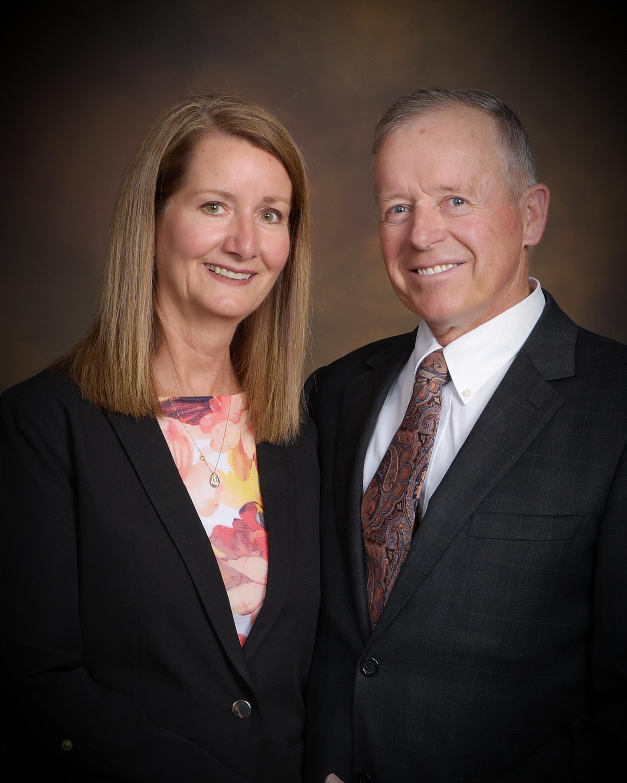 Elizabeth Ann Abel Durtschi and Grant David Durtschi