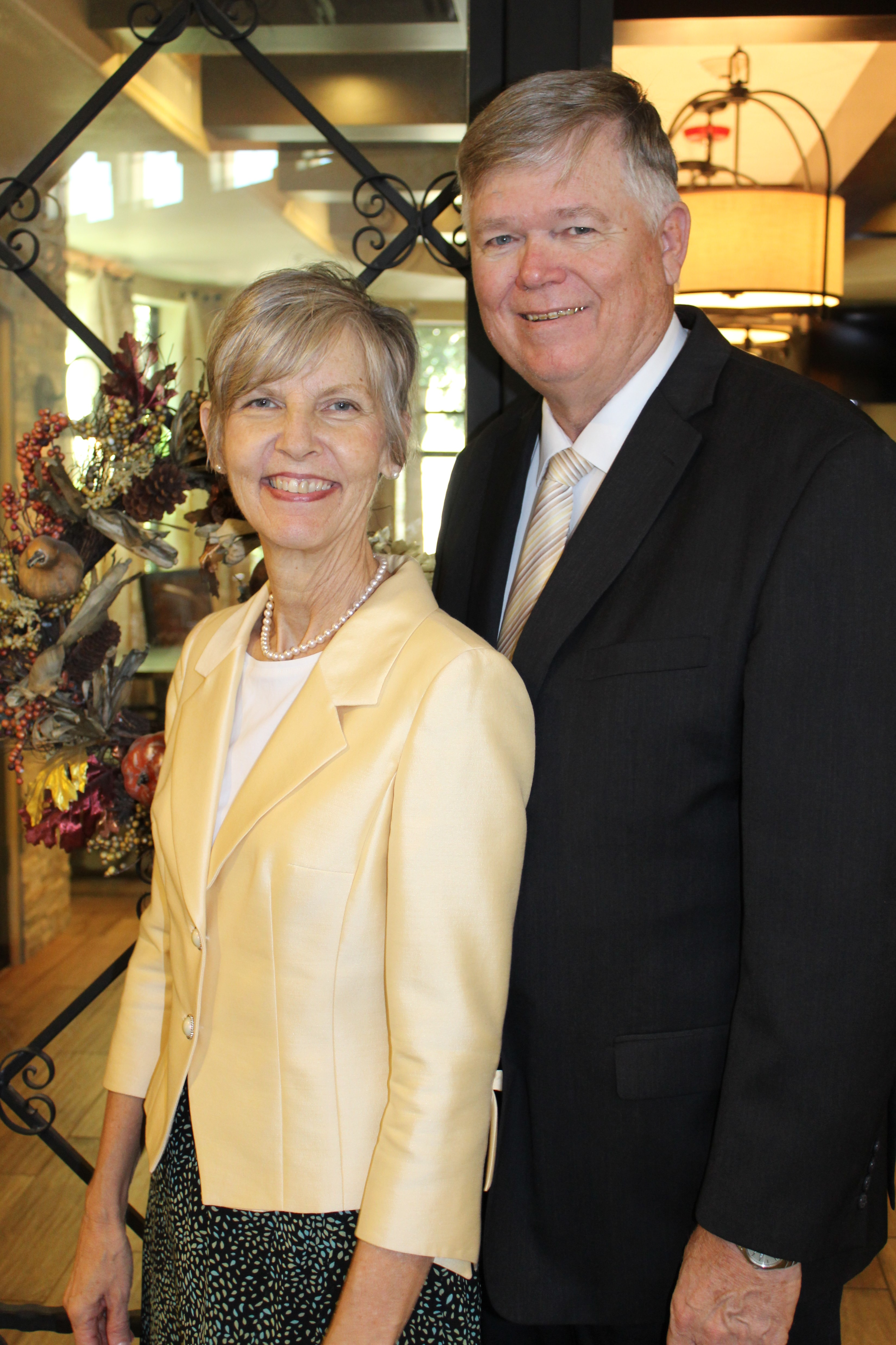 Kathleen Loveland Stapley and Gary Lin Stapley