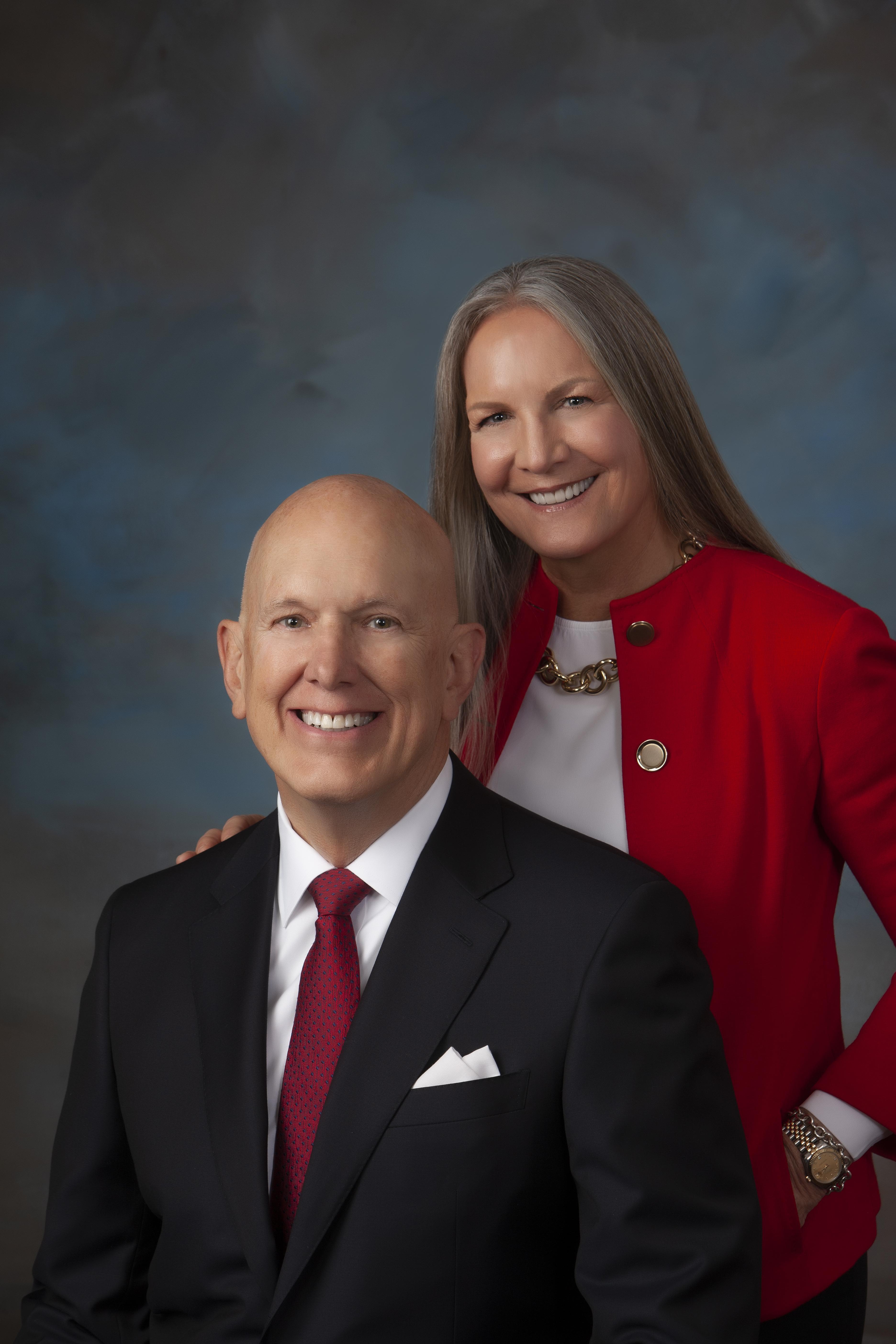 John Stephen Rizley and Marilyn Marie Berg Rizley