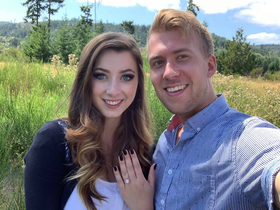 Brayden Faganello recently re-proposed to Laura Faganello after she suffered a head injury and had memory loss, including meeting and marrying him.