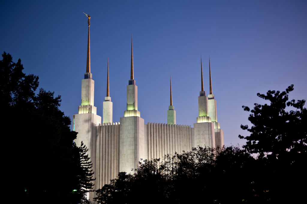 Dedicated in 1974, the Washington D.C. Temple is being renovated to allow for decades of future temple service.