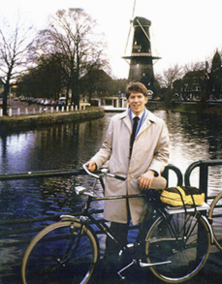Kevin Guest's full-time missionary service in the Netherlands helped prepare him for a career in global business.