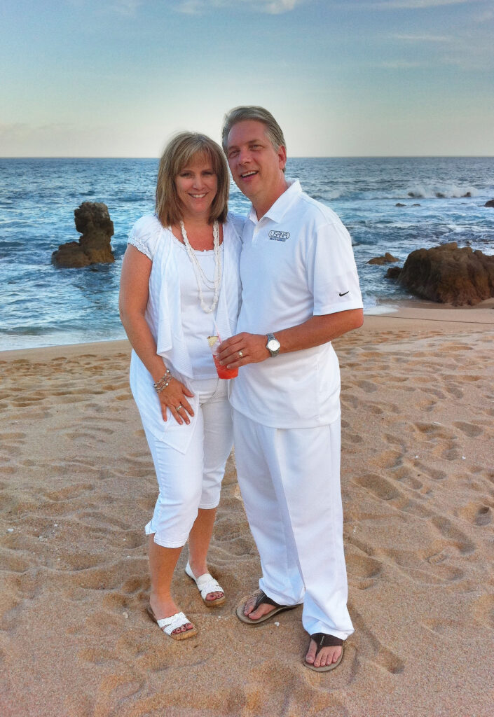 Lori Guest has been a source of stability and strength during her 30-plus year marriage to Latter-day Saint businessman Kevin Guest.