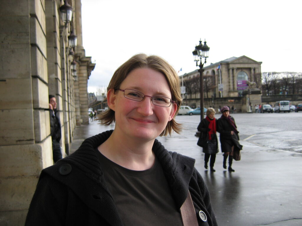 Amelie Bleakley, 41, of Keynsham, England, has found an increased sense of purpose and worth through family history.