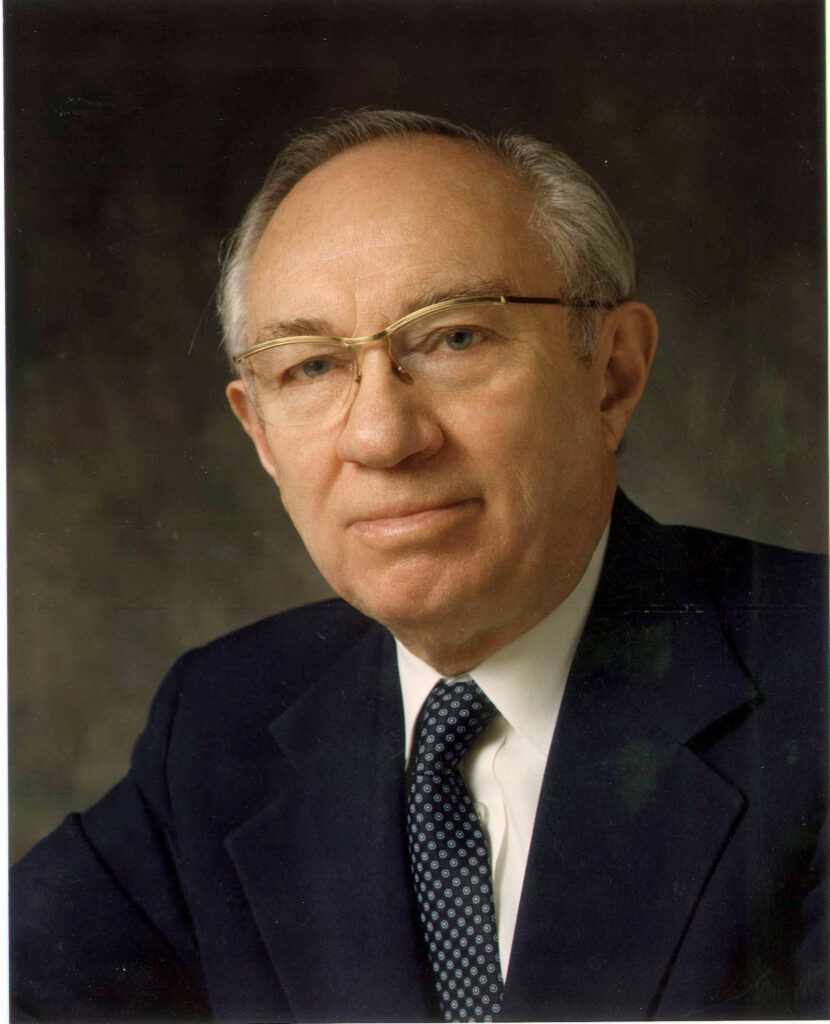 Presidente Gordon B. Hinckley