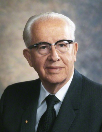 Presidente Ezra Taft Benson