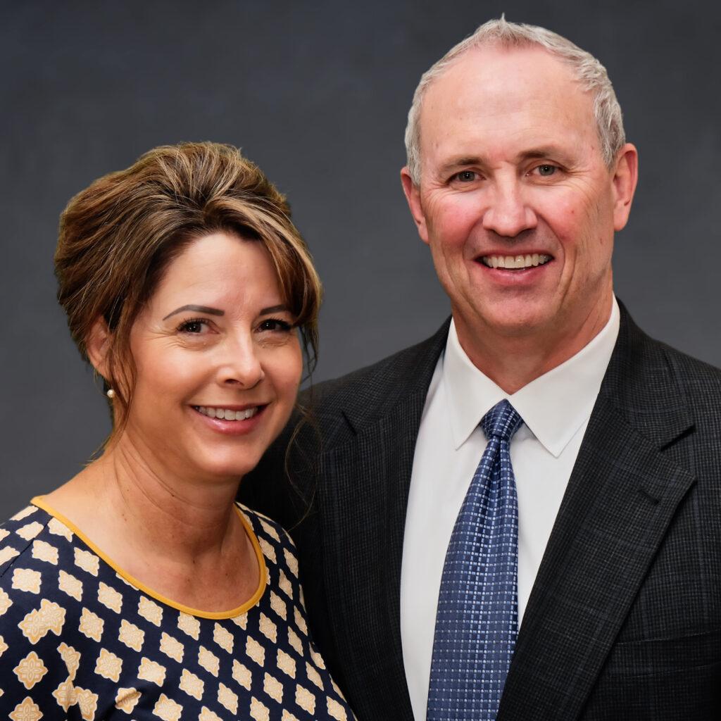 Kimberly V. and Matthew W. Wright