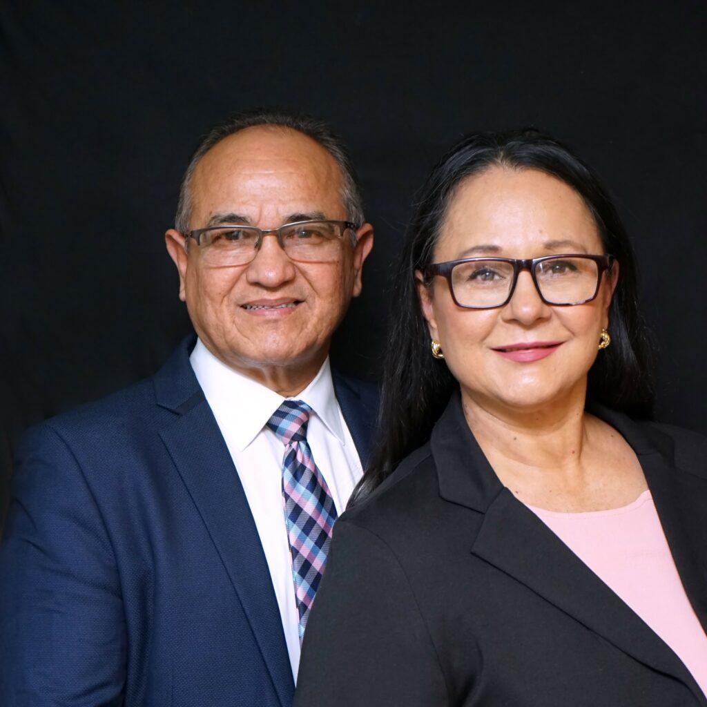 Alfredo and Guadalupe Zanudo