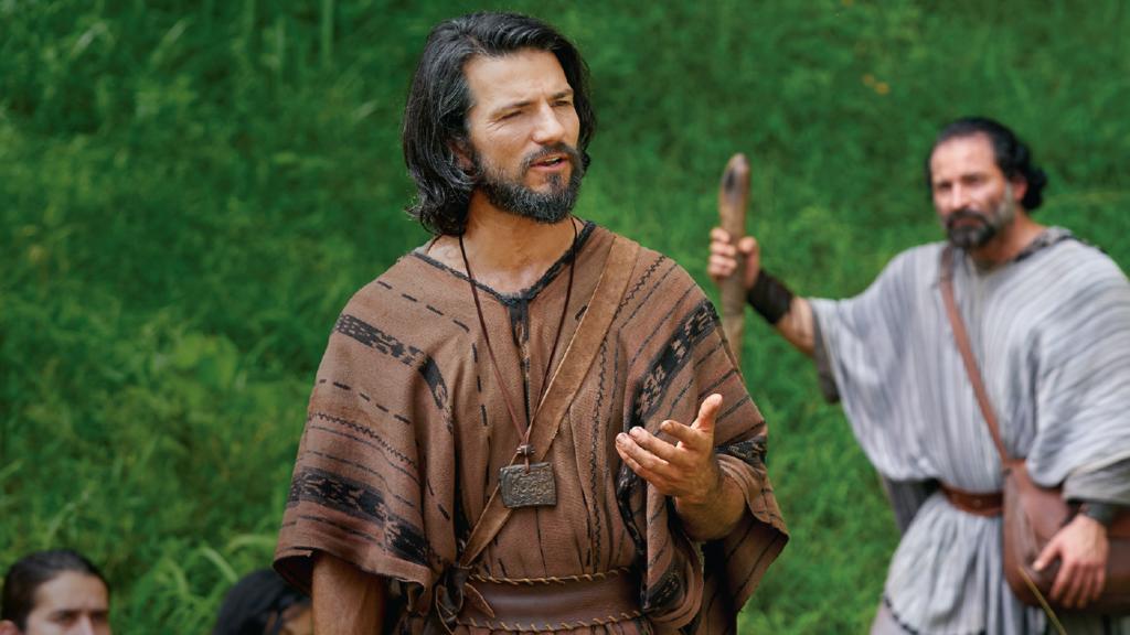 Alma and Amulek teach about faith in Jesus Christ (see Alma 31–34).