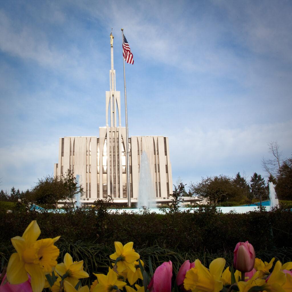 Templo de Seattle Washington