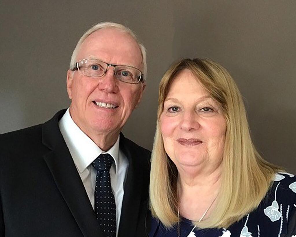 David G. and Susan B. Crosley