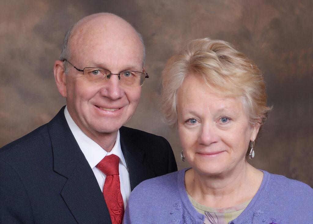 Joel K. and Patricia E. Ransom