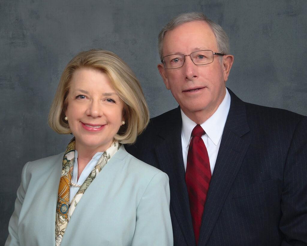 Patricia E. and Paul R. Mortenson