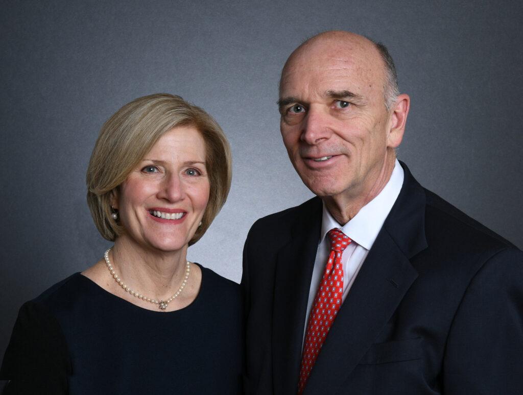 Nancy M. and Robert G. McBride