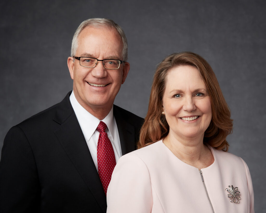 K. Mark and Mary M. Frost