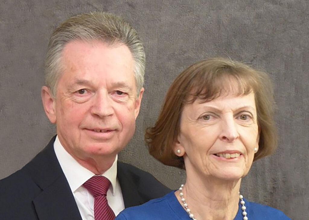 Paul D. and Linda C. Martin