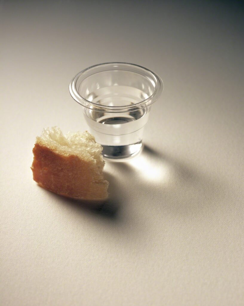 The sacrament offers a chance for reflection, repentance and remembering the Savior.