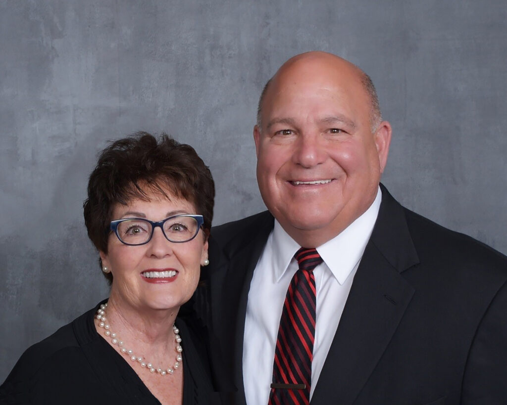 Laurie W. and Kent W. Bowman