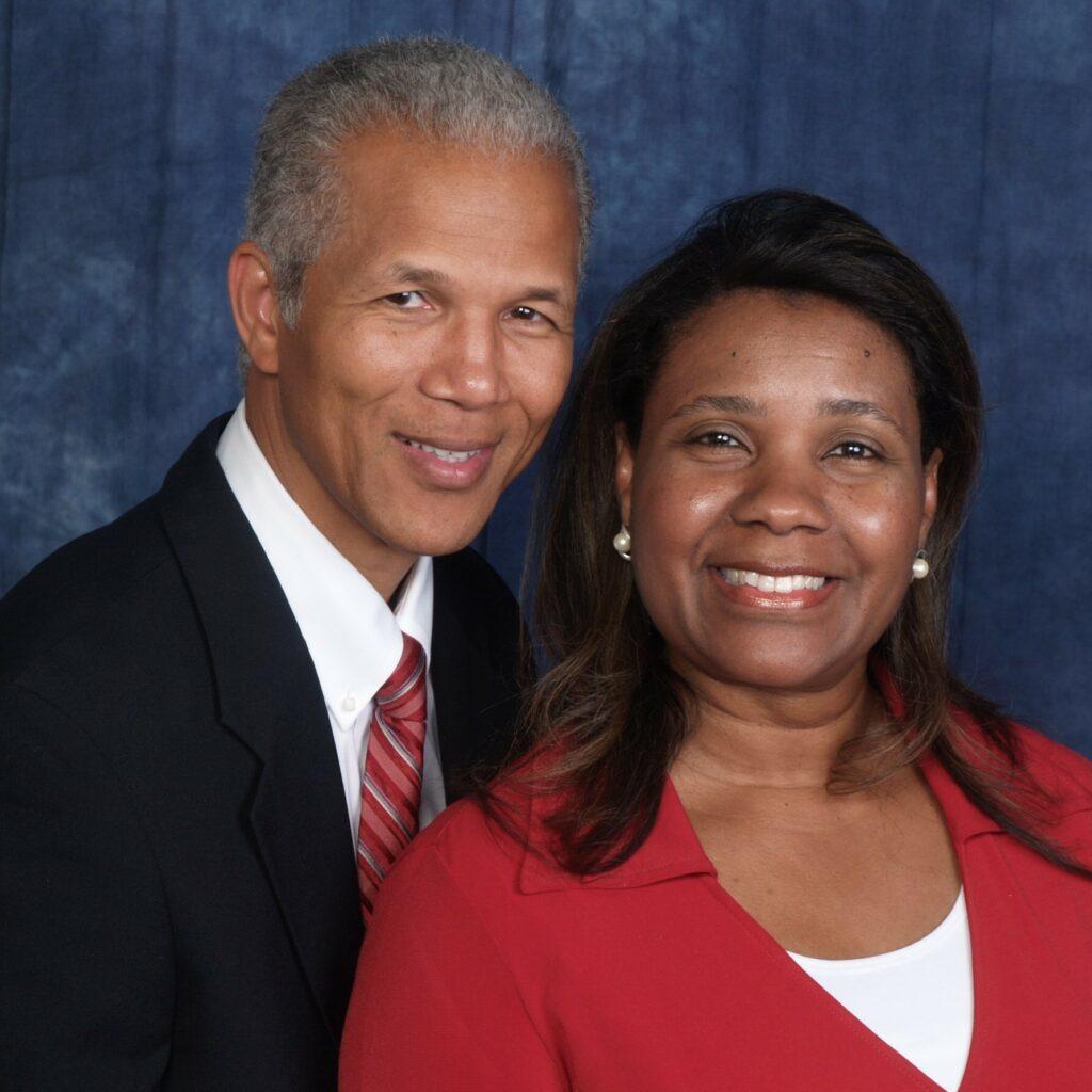 John D. and Michelle E. Amos