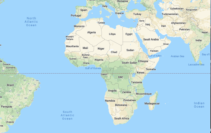 The Church announced March 18, 2020, nonnative missionaries serving in countries in Africa would return to their home countries and receive reassignments.