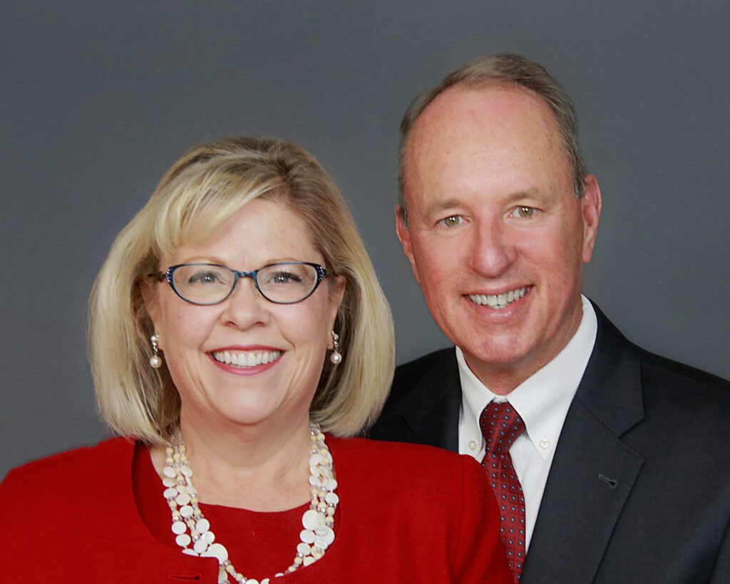 Louise K. and Kevin R. Goates