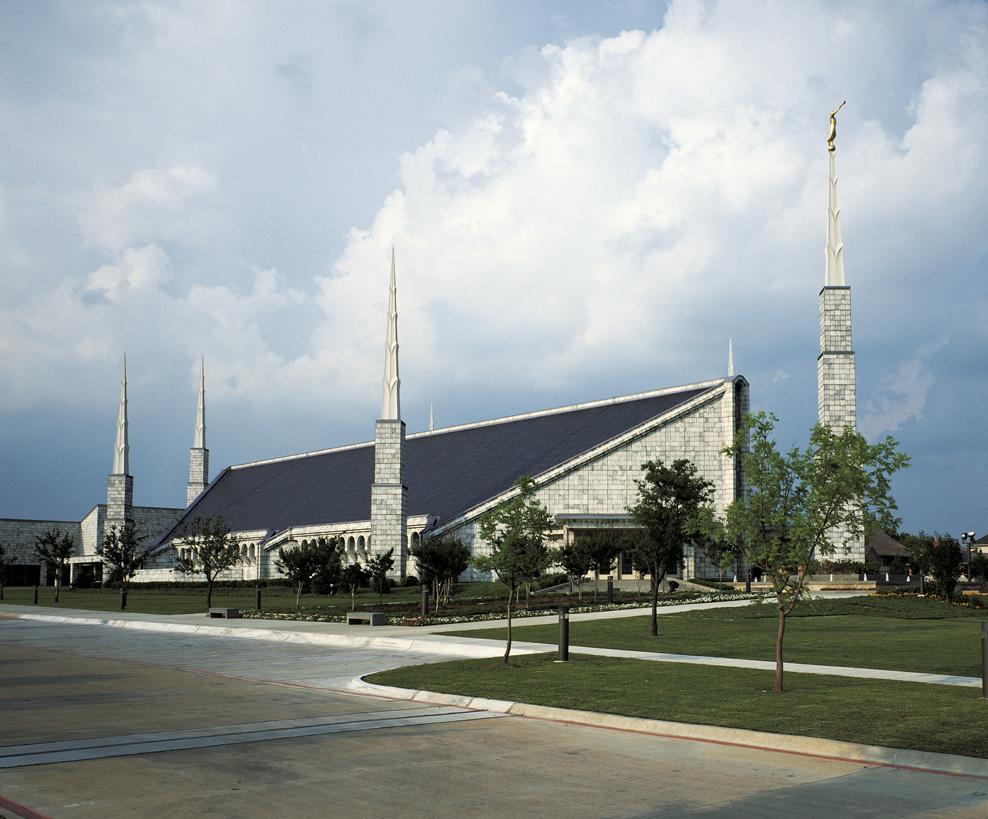 Dallas Texas Temple.