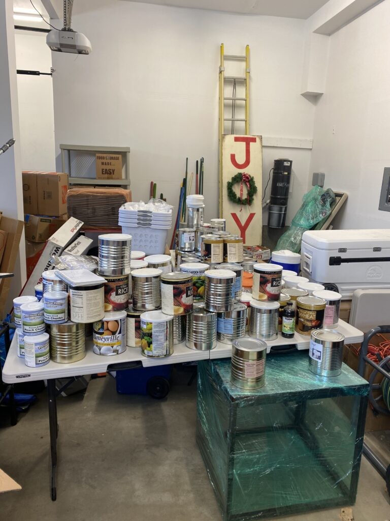 """Kimberly Granger, from Draper, Utah, found a reminder of """"joy"""" amid the worry she was feeling while going through her storage inventory."""
