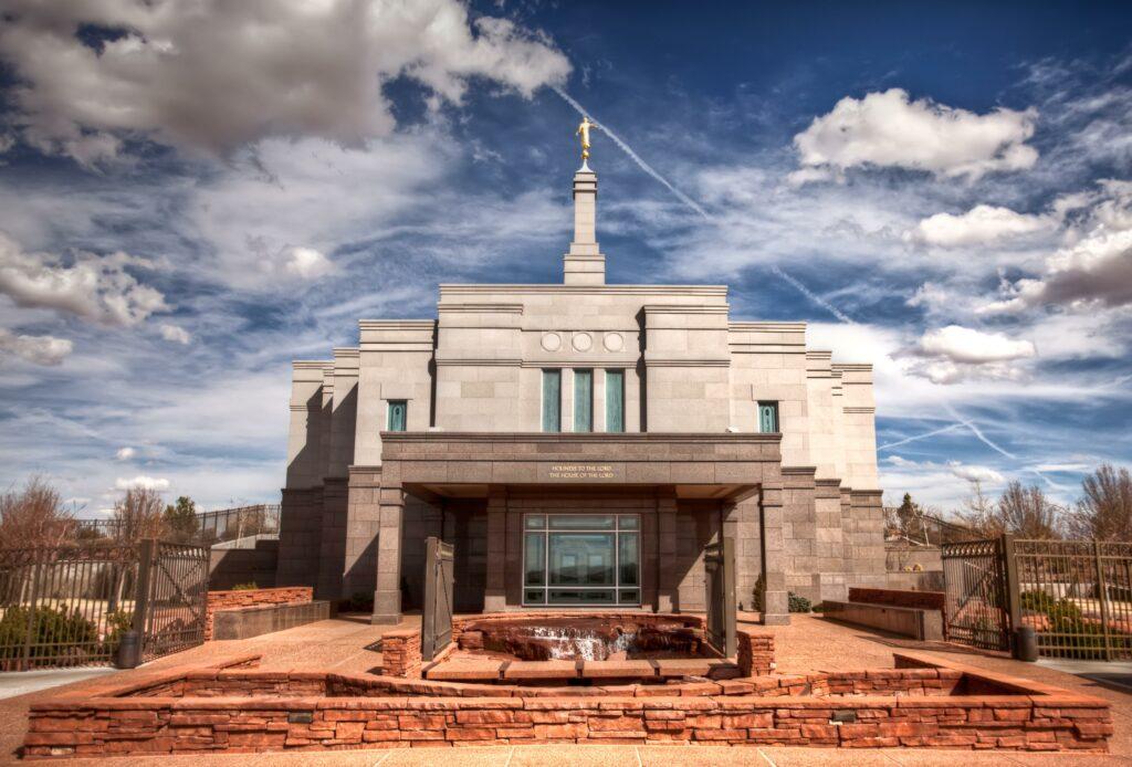 Snowflake Arizona Temple.