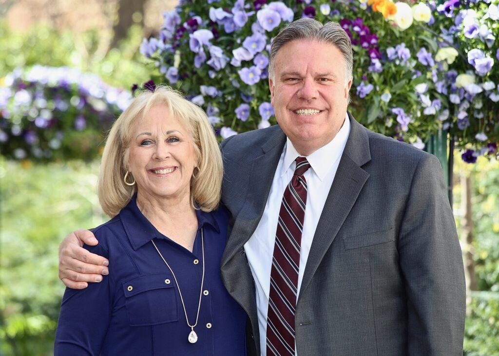 Brother Brad Wilcox and Sister Debi Wilcox