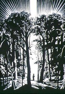 """A Primeira Visão"", de Warren Luch."