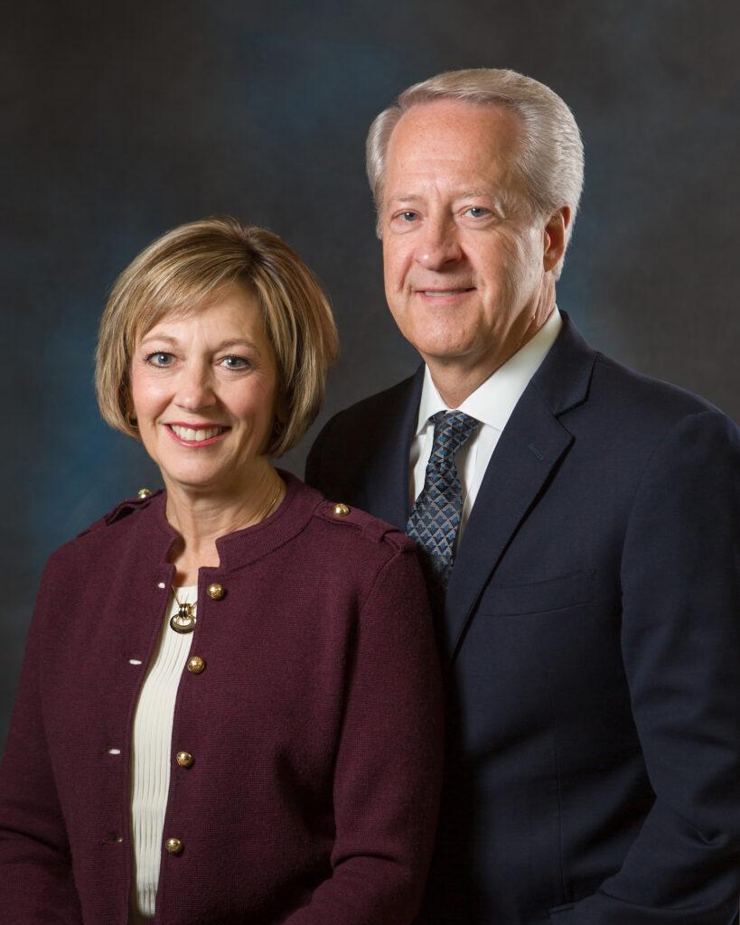 Sheryl A. e Blake R. Alder