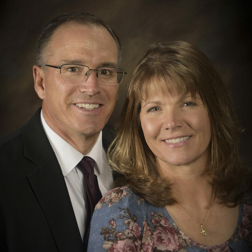 Rick L. e Suzette Hirschi