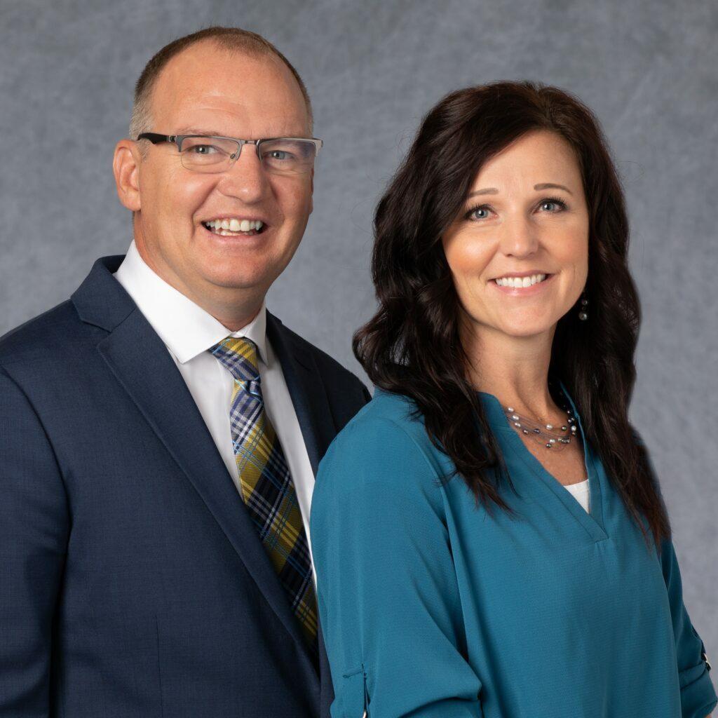 Christopher C. e Mandy Nordfelt