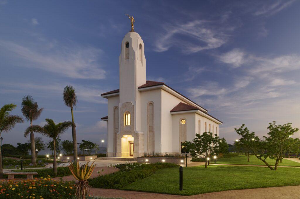O Templo de Durban África do Sul.