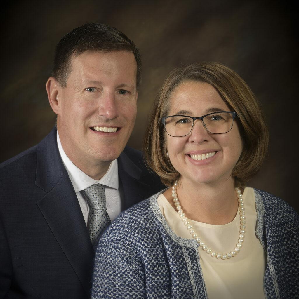 Jeffery R. e Laura D. Morrin
