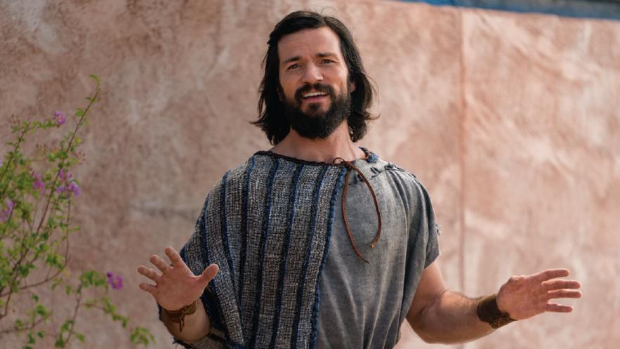 Alma prega a palavra de Deus (ver Alma 4–7).