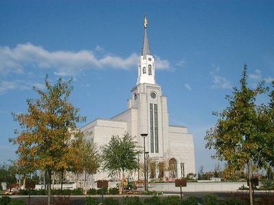 Templo de Boston Massachusetts.