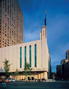 Templo de Manhattan Nova York