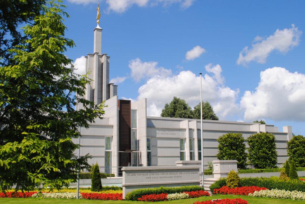 Templo de Haia Holanda.