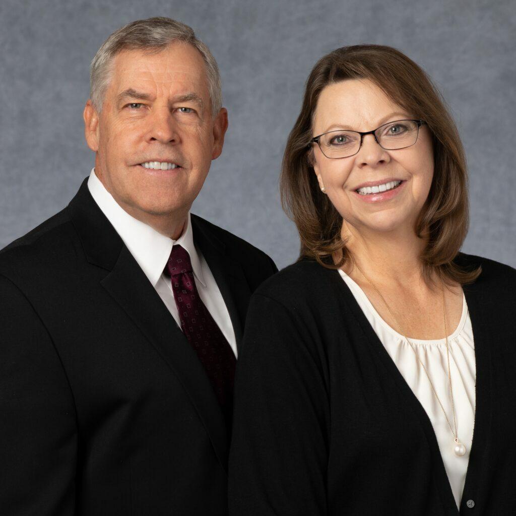 Robert L. e Annette Roden