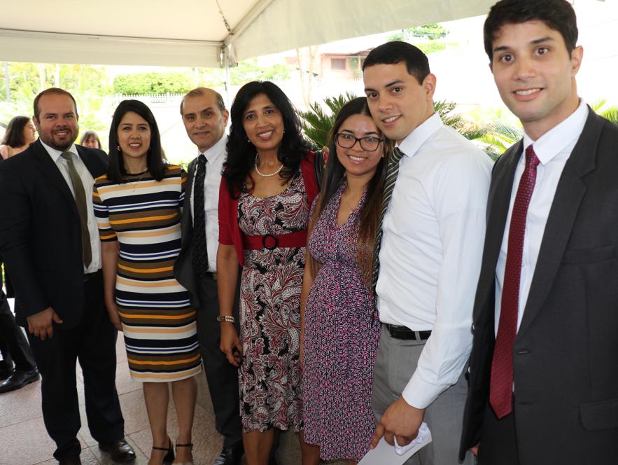 La familia Maluff-Cañete es emblemática de las familias Santos de los Últimos Días multi-generacionales que se encuentran en Paraguay.
