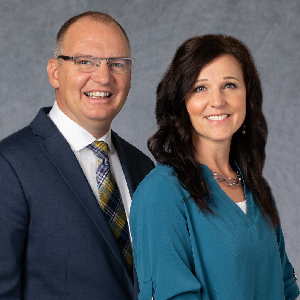 Christopher C. y Mandy Nordfelt