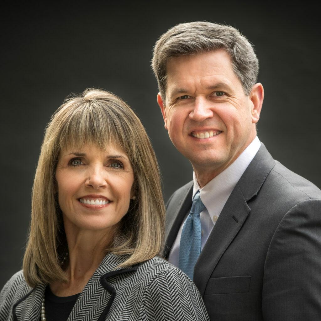 Pamela R. y David A. Winters
